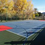 Maintaining Your Game Court
