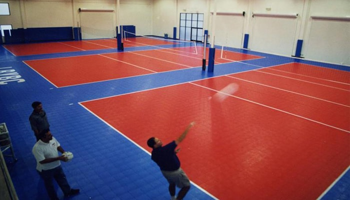 Volleyball Courts for Sports Facilities in Newton, Southborough ...