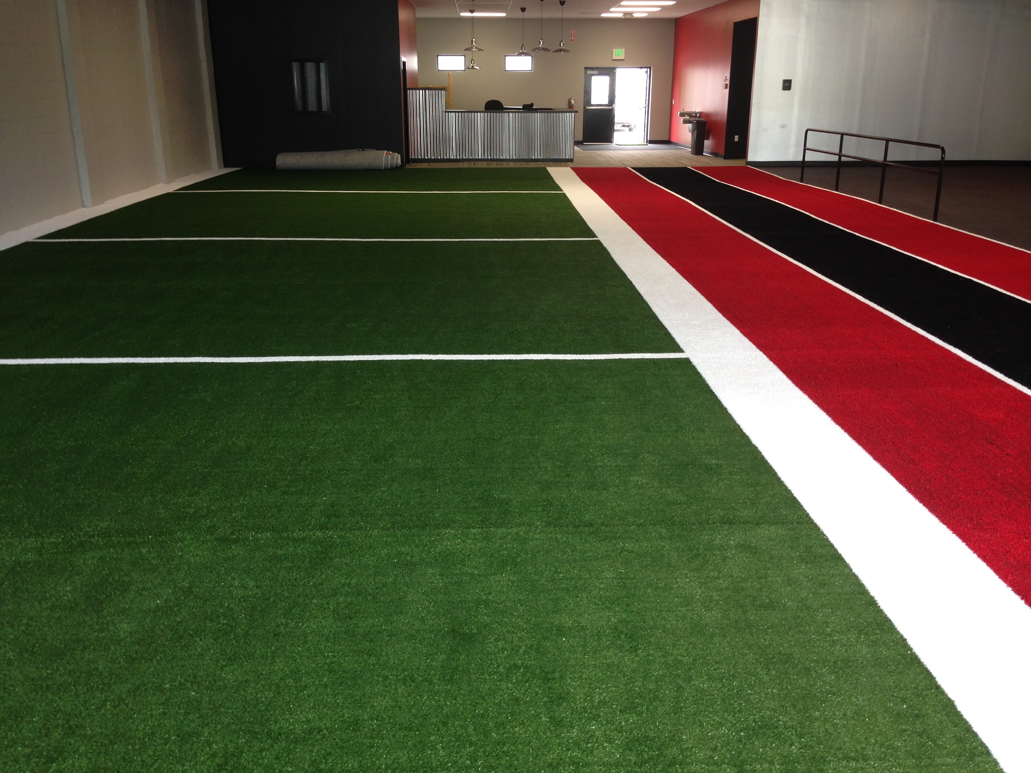 Turf Andover Ma Sport Court New England